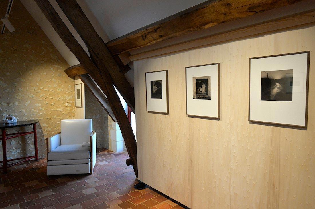 Exposition Guillaume Zuili au Jardin François ©Olivier Steigel