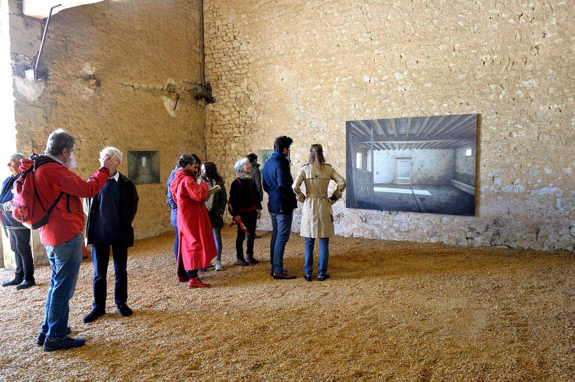 Exposition Ashley Ashford-Brown au Moulin Blanchard ©Olivier Steigel