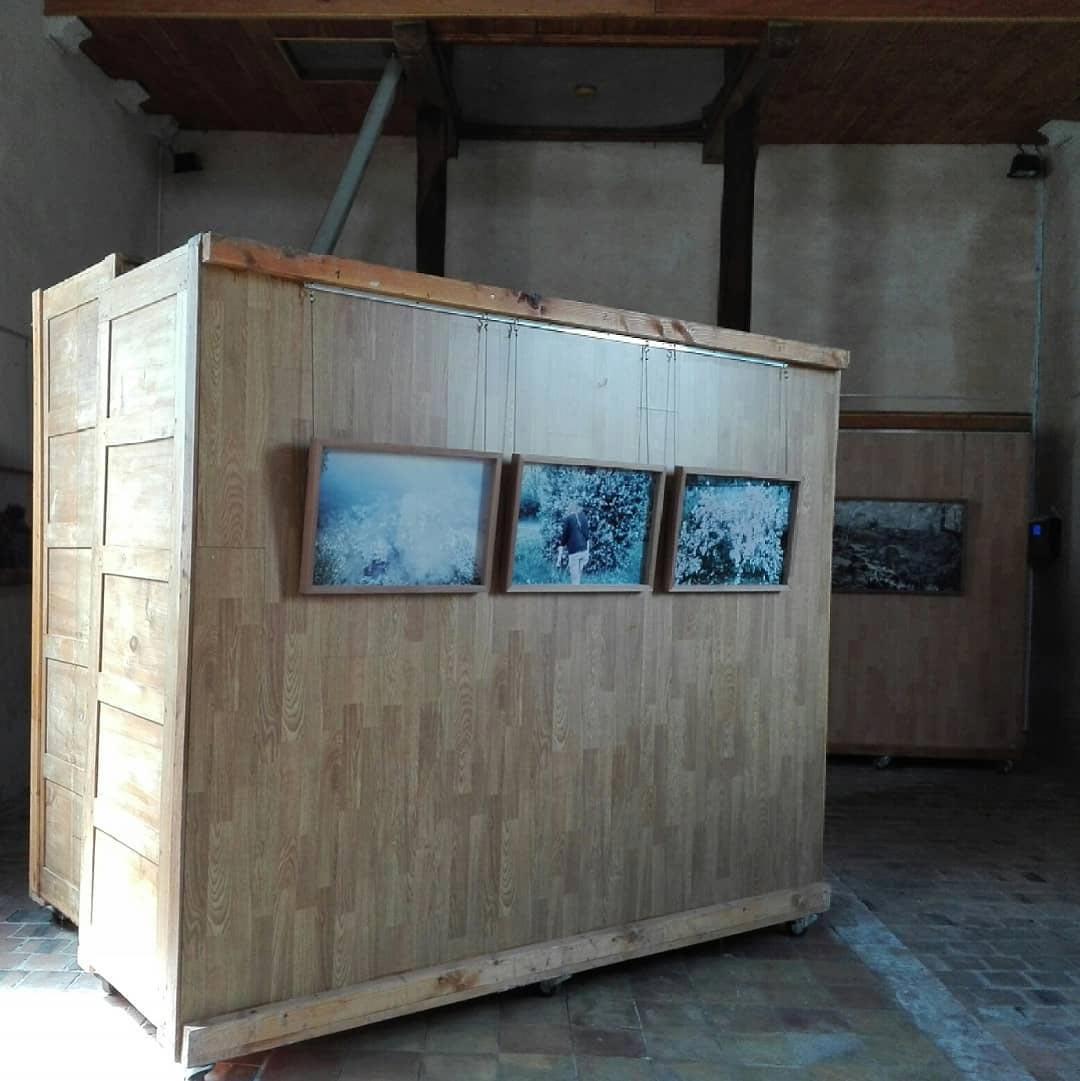 Exposition Clara Chichin à l'Église St Pierre et St Paul ©Clara Chichin