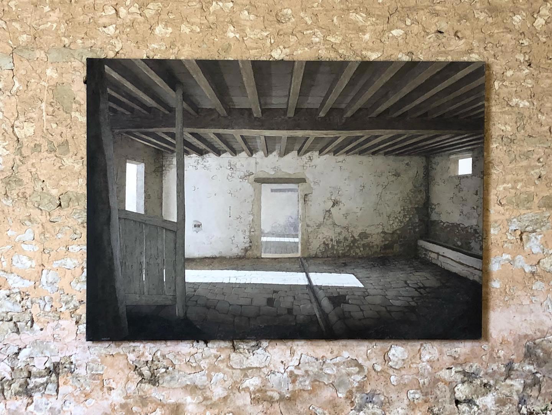 Exposition Ashley Ashford-Brown au Moulin Blanchard ©Martine Camillieri