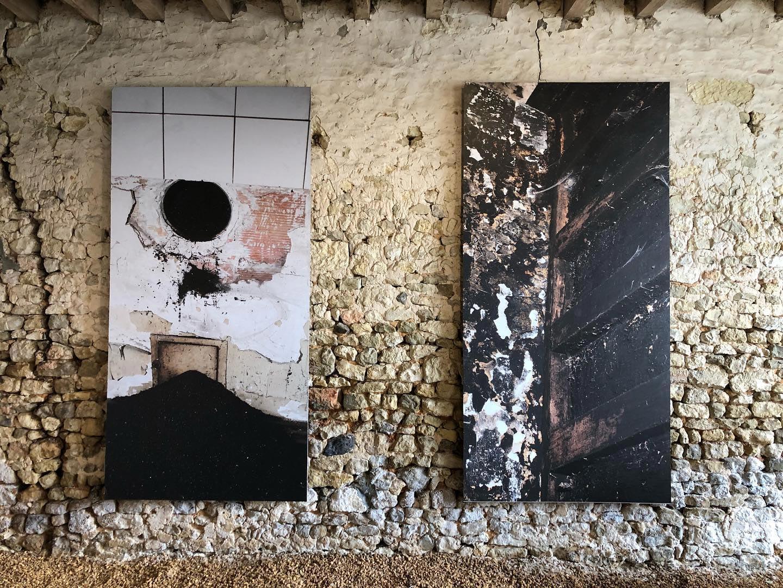 Exposition Éric Mezan au Moulin Blanchard ©Martine Camillieri