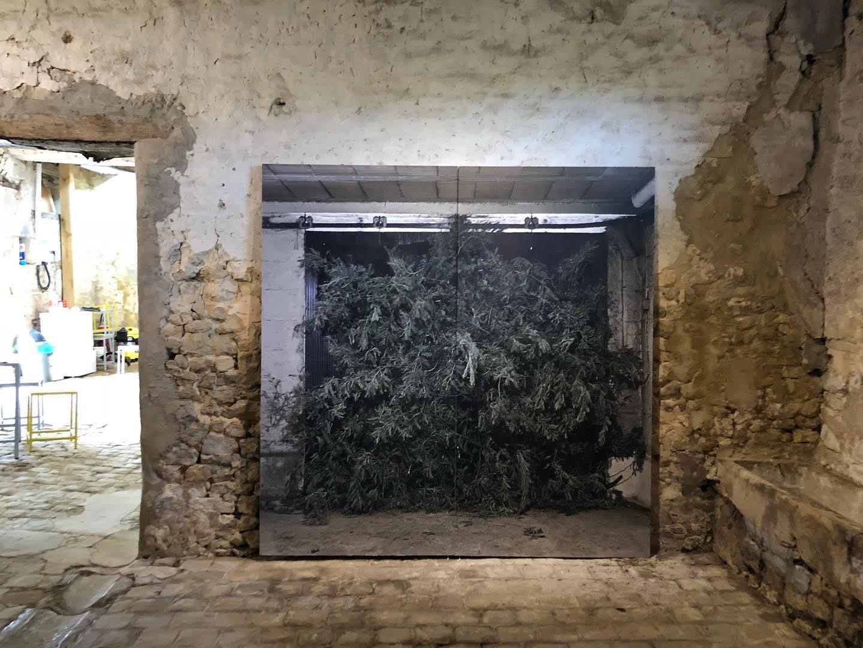 Exposition Michel Le Belhomme au Moulin Blanchard ©Martine Camillieri