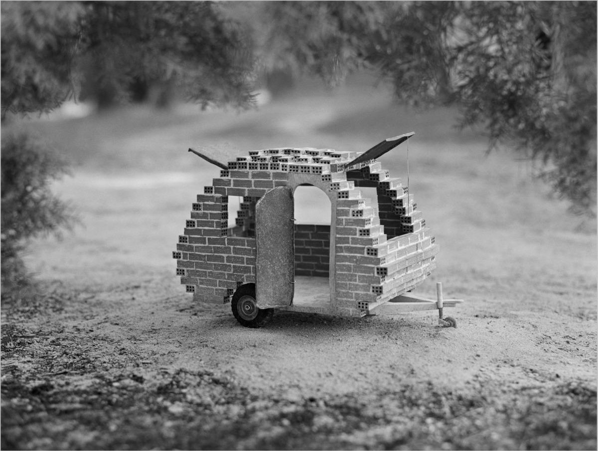Briques © Agnès Propeck