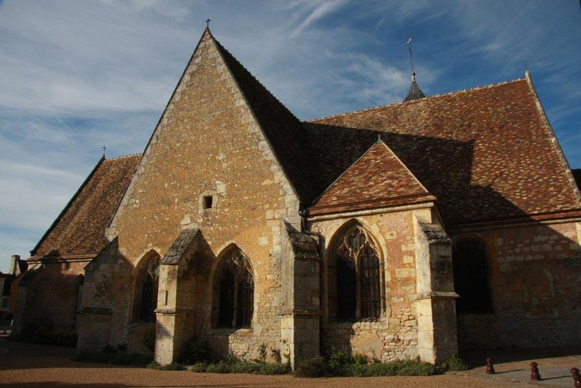 Eglise Préaux-du-Perche