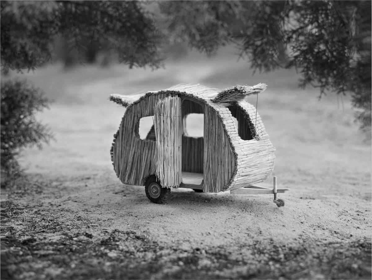 Paille © Agnès Propeck