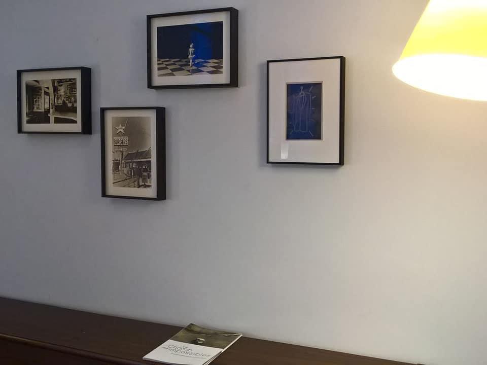 Exposition de Guillaume Zuili en 2018 à Après l'École © Céline Queric