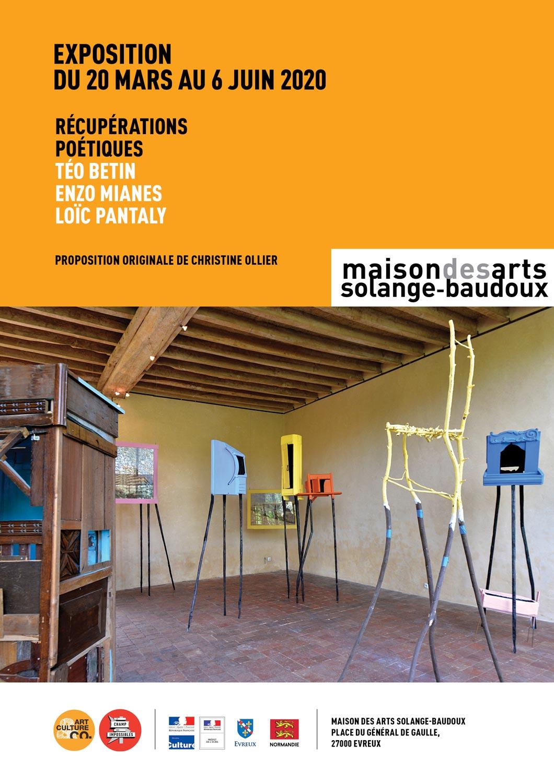Exposition Maison des Arts Evreux