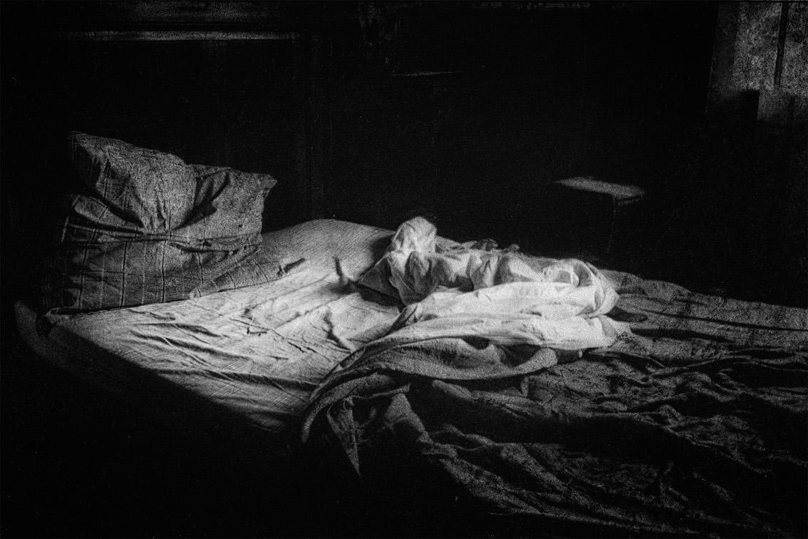 Irène Jonas Série « Dormir dit-elle »